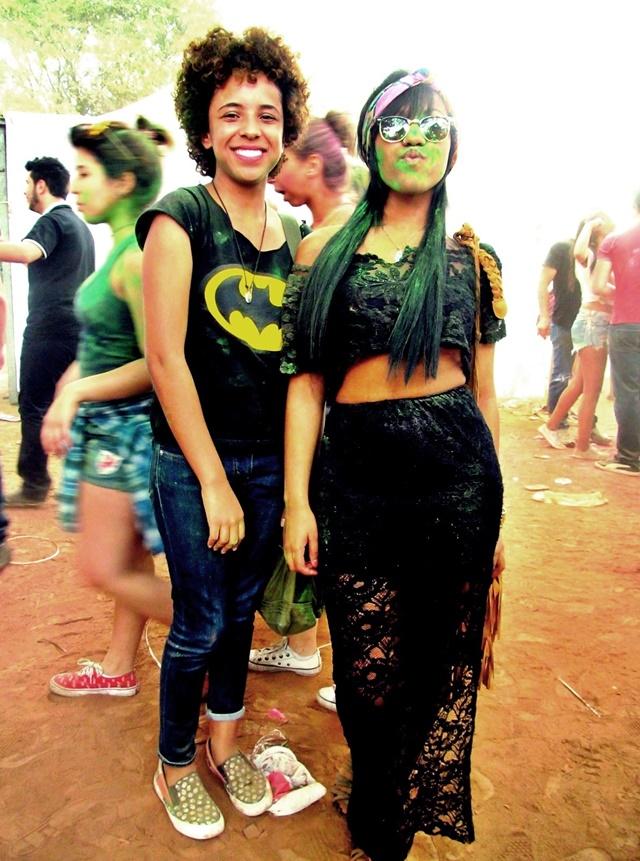 Holi  festival das cores  Qual look usar