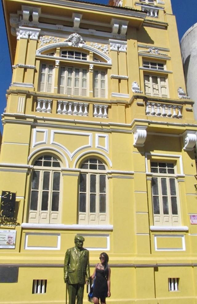 Casa do Jorge Amado - Ilheus Bahia
