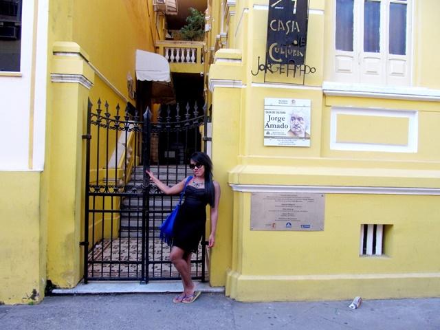 Casa Jorge Amado - Ilhéus Bahia