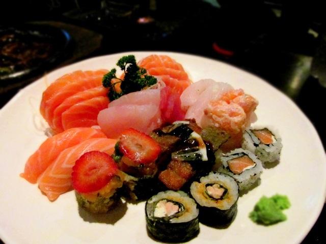 Restaurante Aoyama é bom