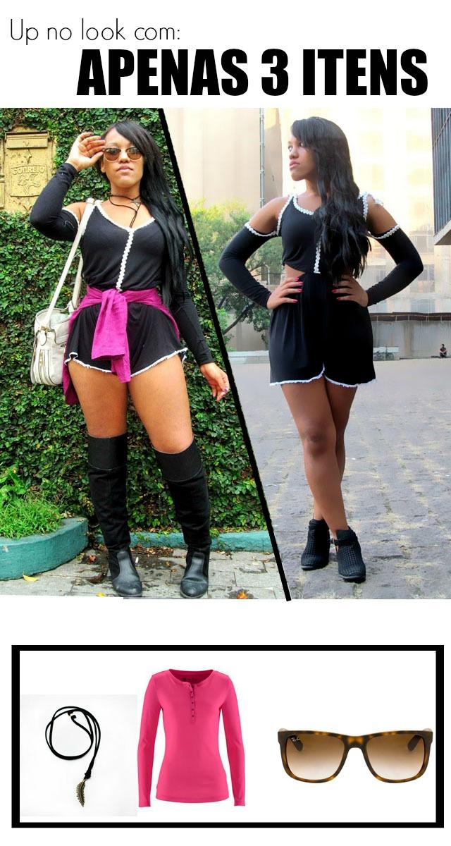 Como deixar um look mais fashion