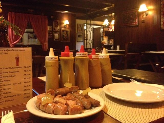 Restaurante alemão na papini / interlagos - Restaurante para dia dos namorados - restaurante para jantar romantico SP